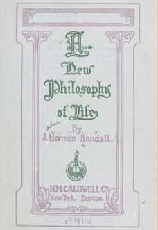 a-new-philosophy-of-life-john-herman-randall